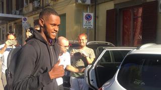 Le Valaisan Edimilson Fernandes est prêté à la Fiorentina