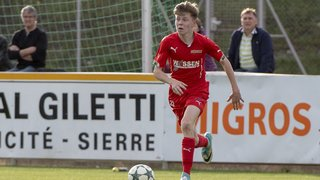 FC Sierre: de retour après une année d'absence à ce niveau