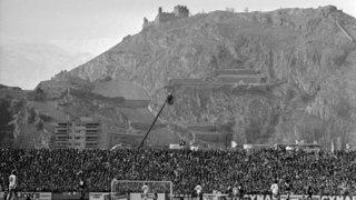Football: cinquante ans d'émotions à Tourbillon