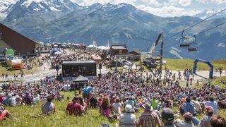 La Fête des familles sera célébrée dimanche 12août à la Chaux, à plus de 2000 mètres d'altitude