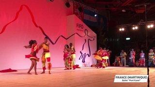 La soirée d'ouverture du FIFO à Martigny