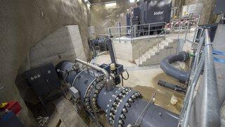 Valais: les FMV inaugurent une grande «mini-hydraulique» dans un contexte tendu sur le marché de l'électricité