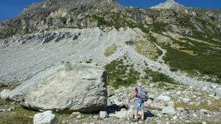 Glaciers alpins: leur retrait accéléré sous l'effet de la canicule en trois exemples