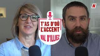 Série «T'as d'où l'accent?»: l'analyse du parler de Blanche, de Val-d'Illiez, par Mathieu Avanzi