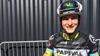 Le Valaisan Gilles Mottiez s'impose sur le tracé de 68km du Grand Raid