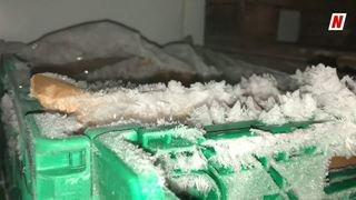 Orage à Sion: les impôts des Valaisans congelés pour les sauver des moisissures