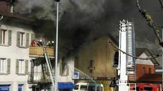 Monthey: la famille d'une victime d'un incendie déboutée