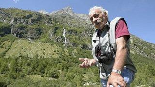 Canicule: Hilaire Dumoulin évoque le retrait accéléré des glaciers