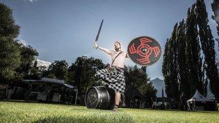 Sion: l'Irish festival résonne à travers le domaine des Iles
