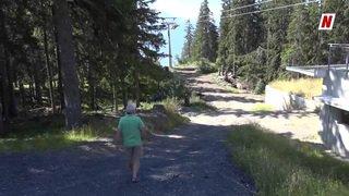 Crans-Montana: l'ancien restaurant le Panoramique à l'abandon, une verrue pour la station
