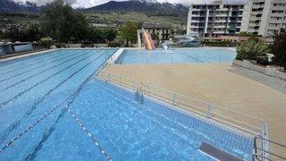 Sion: la piscine de la Sitterie joue les prolongations