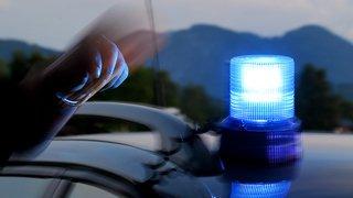 Uvrier: un motard flashé à 119km/h en localité