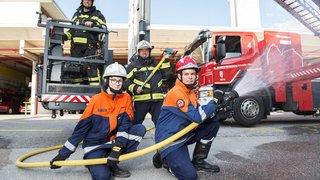 Pompiers en Valais: la relève répond présent, mais ne compense pas la baisse des effectifs
