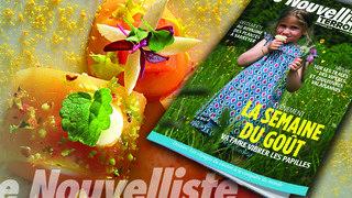 Magazine «Terroirs»: la carotte, la Fifi Brindacier des légumes