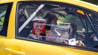 Rallye for smile à Sion: la belle histoire d'un Valaisan atteint de mucoviscidose
