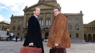 Des personnalités sortent déjà du bois pour remplacer Jean-René Fournier au Conseil des Etats