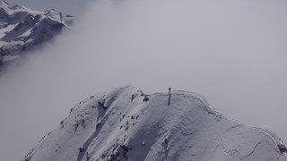Le guide valaisan Andreas Steindl effectue l'aller-retour Zermatt-Cervin en moins de 4 heures