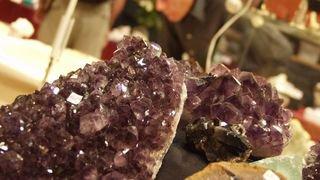 De magnifiques pièces à découvrir à la bourse aux minéraux de Martigny