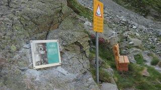 Deux nouveaux sentiers à thème inaugurés cet été à Arolla