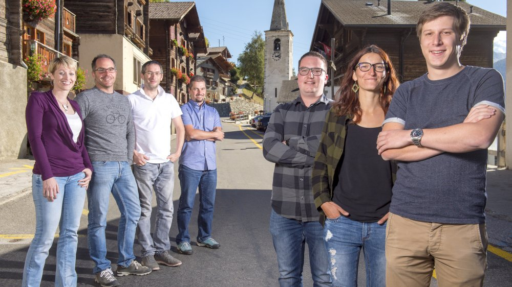 Ces sept Saint-Martinois refusent d'expliquer le recul démographique constaté dans leur commune par un déficit en infrastructures et en animations.