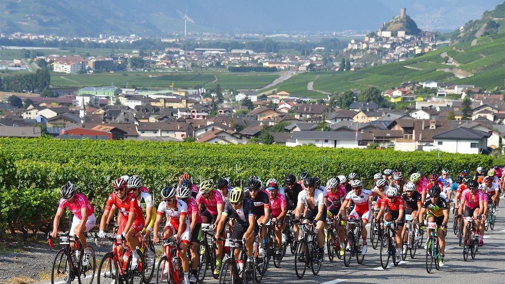 La Cyclosportive des vins du Valais fait partie du Challenge vélo Valais/Wallis. Le développement des courses cyclotouristes est pour beaucoup dans la popularisation du vélo dans le canton.