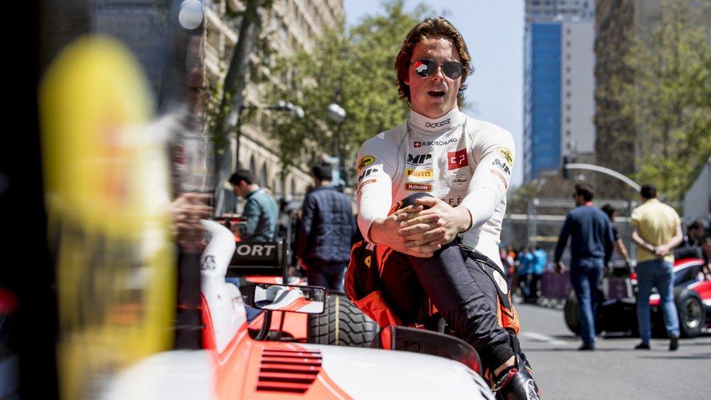 Ralph Boschung ne veut pas tourner la page de la Formule 2.