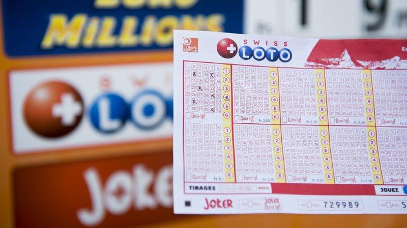Loterie: le tirage du Swiss Loto ne fait pas de millionnaire