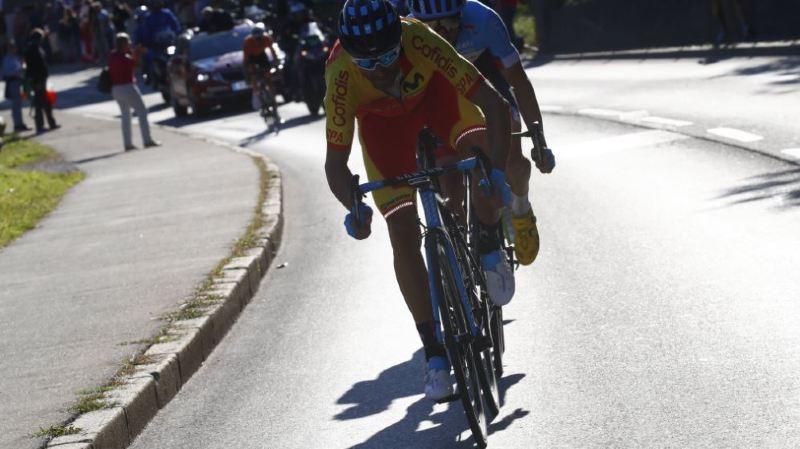 Cyclisme - Championnat du monde:  Alejandro Valverde décroche son premier titre mondial à Innsbruck