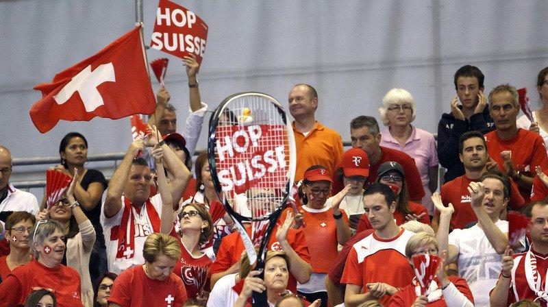 Coupe Davis : France-Croatie sur terre battue à Lille