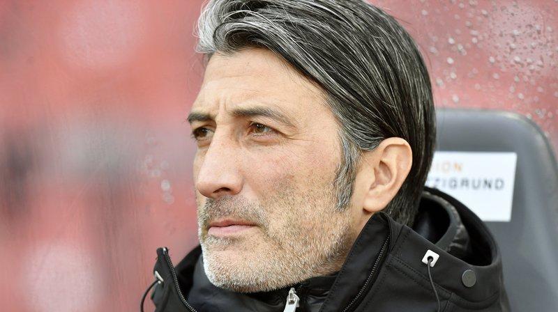 Football: Murat Yakin sera suspendu pour ses deux premiers matchs au FC Sion
