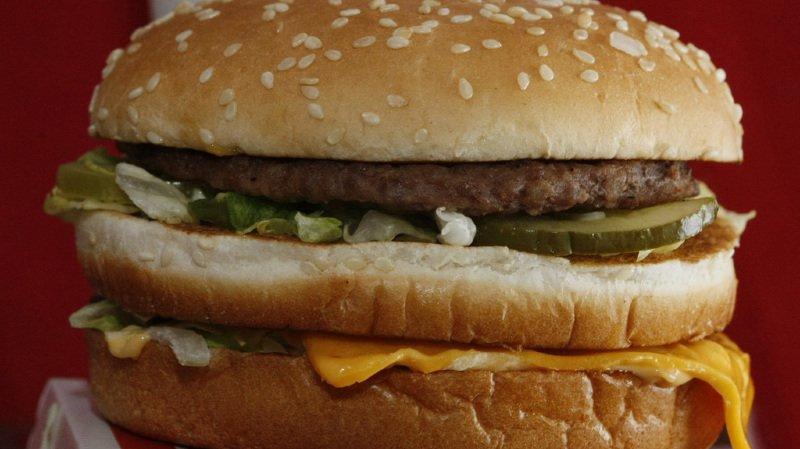 Etats-Unis: le géant McDonald's enlève tout arôme, colorant ou conservateur de ses hamburgers