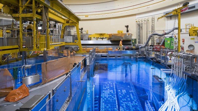 Après sa dernière révision annuelle, la centrale nucléaire de Mühleberg peut redémarrer