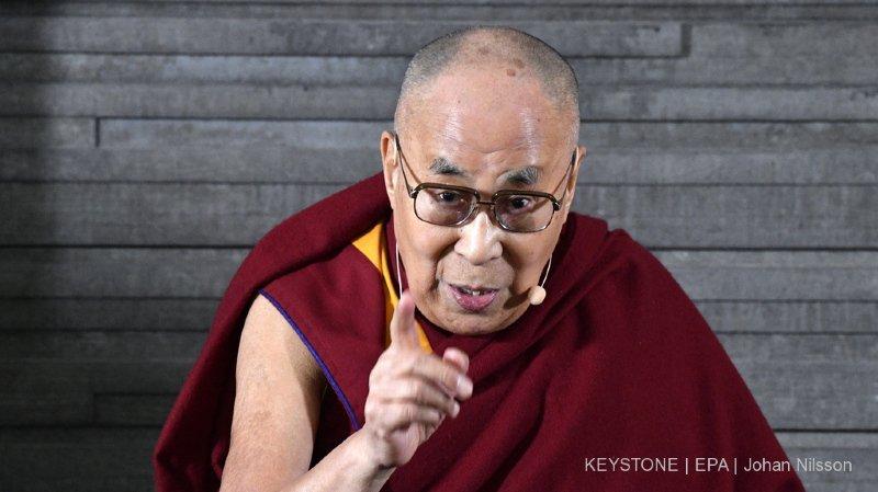 Le Dalaï Lama s'exprimait en Suède, quelques jours seulement après la percée de l'extrême-droite aux élections.