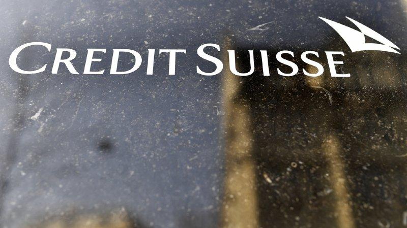 Credit Suisse prend acte de l'annonce et reconnaît les conclusions auxquelles est parvenu le régulateur. (illustration)