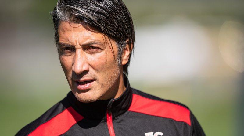 FC Sion: Murat Yakin autorisé à coacher sur le banc de touche contre Zurich