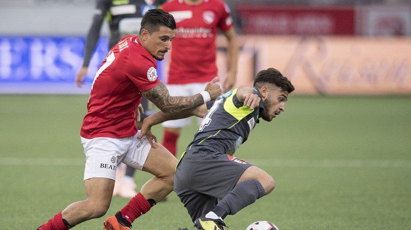 Super League: début cauchemardesque pour Murat Yakin à la tête du FC Sion, défait 4-1 à Thoune