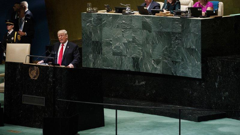 Nations unies: Trump fait rire l'ONU en vantant le meilleur bilan de l'Histoire