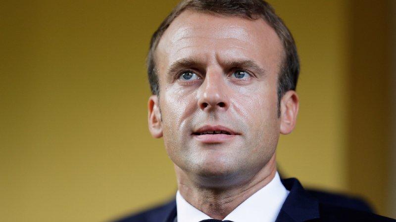 Macron. Sa popularité continue de s'éroder