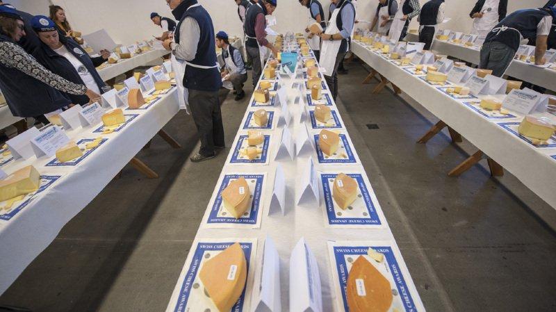 Swiss Cheese Awards 2018: le meilleur fromage est le Gruyère d'alpage AOP de St-George