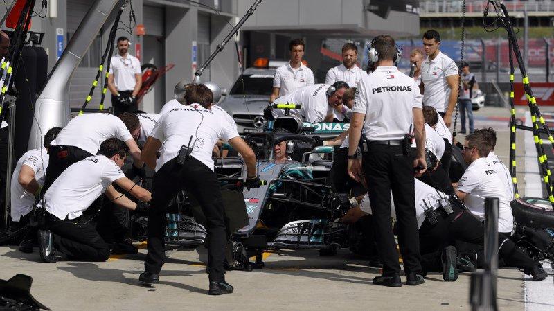 Formule 1 - Grand Prix de Russie: Bottas en pole devant Hamilton à Sotchi