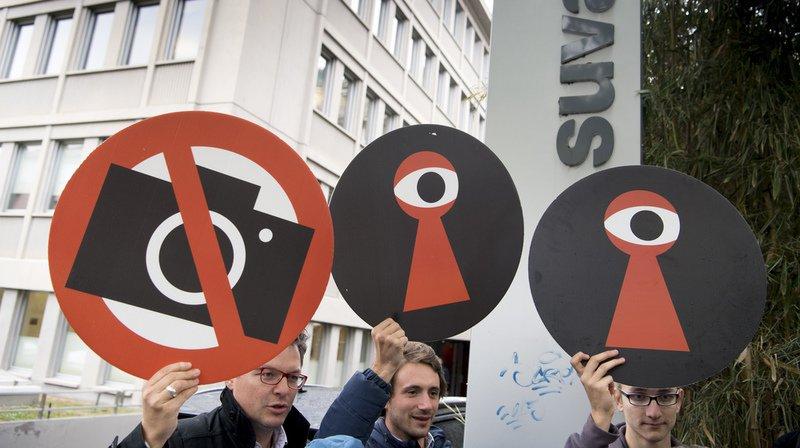 Votations fédérales du 25 novembre: lancement de la campagne romande contre la surveillance des assurés