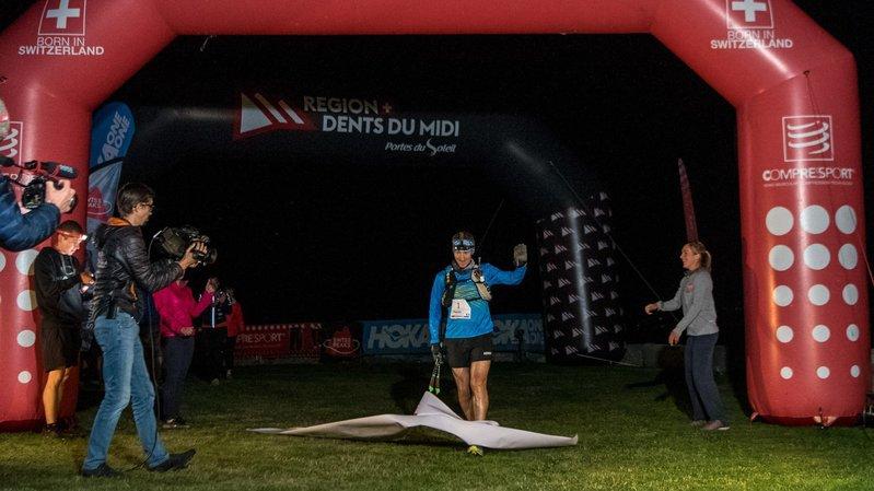 Trail: le Français Patrick Bohard s'offre le Swiss Peaks malgré un détour involontaire