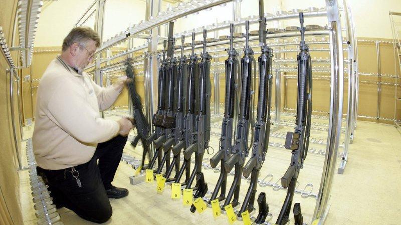 Loi sur les armes: après le National, les Etats disent oui, sous la menace du référendum