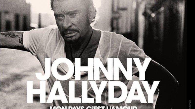 La pochette de l'album posthume de Johnny a été dévoilée