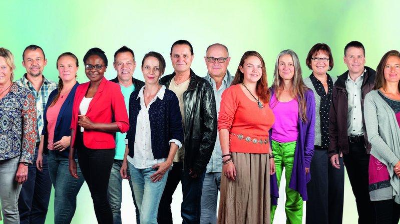 Constituante: 17 candidats «Verts et citoyens» sur Sierre