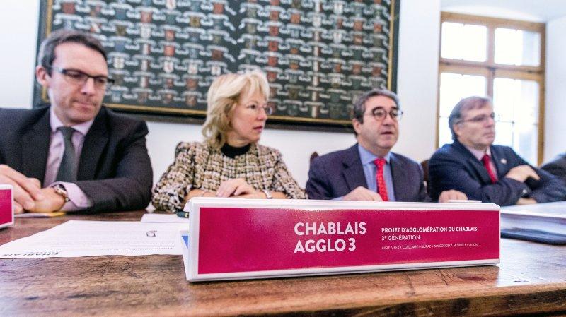 Projets d'agglomération: la Confédération fait du Chablais l'un des grands gagnants