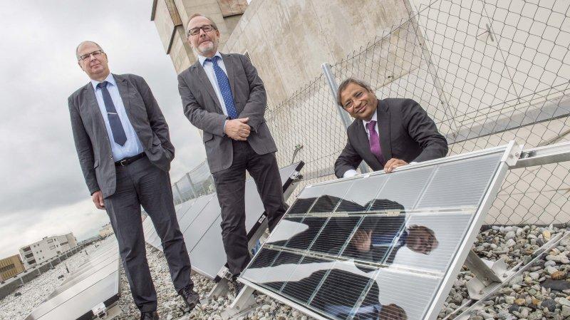 Sion: le futur des énergies s'écrit plus que jamais à l'EPFL