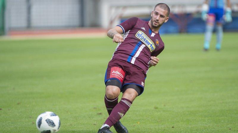 Stéphane Rauti et le FC Martigny se rapprochent toujours plus de la deuxième place.
