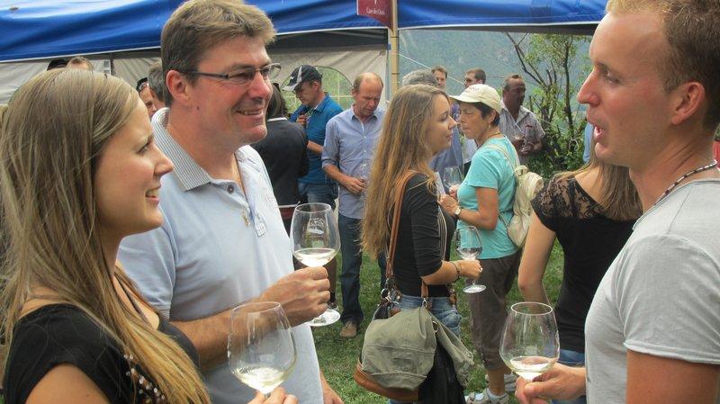 Flanthey: 1200 visiteurs attendus au Temps du cornalin