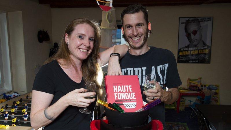 Sion: la fondue dans tous ses états au Festival du livre suisse